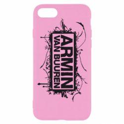 Чехол для iPhone 8 Armin Van Buuren