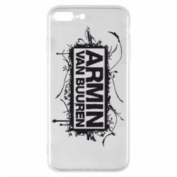 Чехол для iPhone 8 Plus Armin Van Buuren