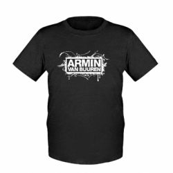 Детская футболка Armin Van Buuren - FatLine