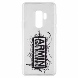Чехол для Samsung S9+ Armin Van Buuren