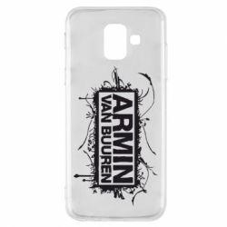 Чехол для Samsung A6 2018 Armin Van Buuren