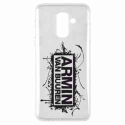 Чехол для Samsung A6+ 2018 Armin Van Buuren