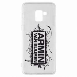 Чехол для Samsung A8+ 2018 Armin Van Buuren
