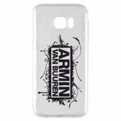Чехол для Samsung S7 EDGE Armin Van Buuren