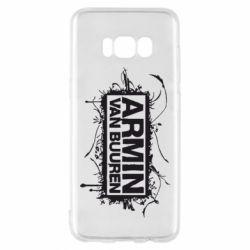 Чехол для Samsung S8 Armin Van Buuren