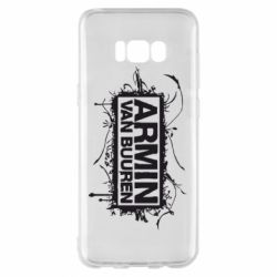 Чехол для Samsung S8+ Armin Van Buuren