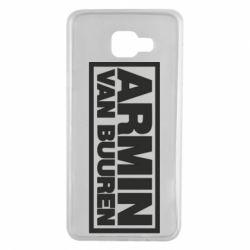 Чехол для Samsung A7 2016 Armin