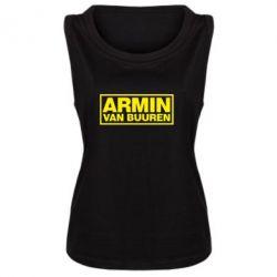 Женская майка Armin - FatLine
