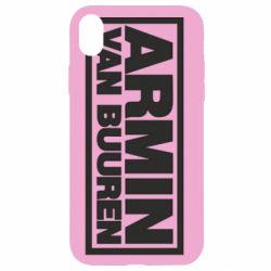 Чехол для iPhone XR Armin
