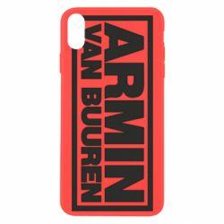 Чехол для iPhone Xs Max Armin