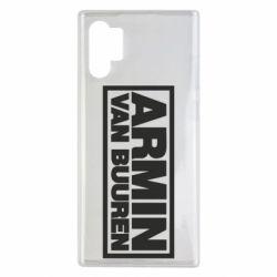 Чехол для Samsung Note 10 Plus Armin