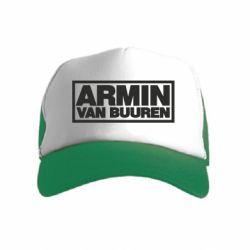 Детская кепка-тракер Armin