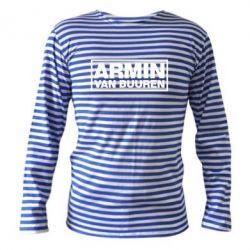 Тельняшка с длинным рукавом Armin - FatLine