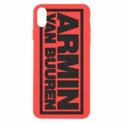 Чехол для iPhone X/Xs Armin