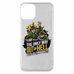 Чехол для iPhone 11 Армия