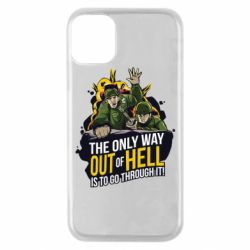 Чехол для iPhone 11 Pro Армия