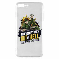 Чехол для iPhone 7 Plus Армия