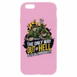 Чехол для iPhone 6/6S Армия