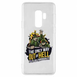 Чехол для Samsung S9+ Армия