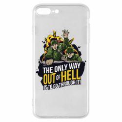 Чехол для iPhone 8 Plus Армия