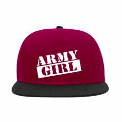 Снепбек Army girl