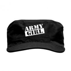 Кепка мілітарі Army girl