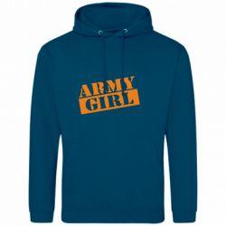Мужская толстовка Army girl