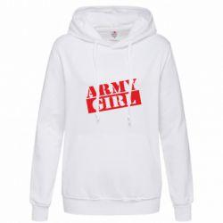 Женская толстовка Army girl