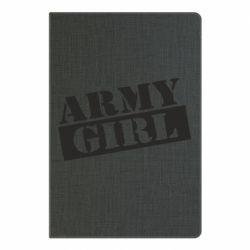 Блокнот А5 Army girl