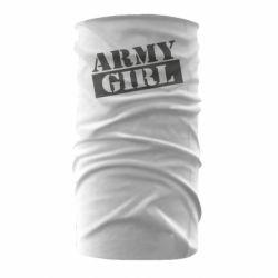 Бандана-труба Army girl