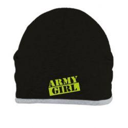 Шапка Army girl