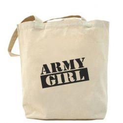 Сумка Army girl