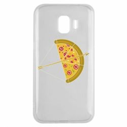 Чохол для Samsung J2 2018 Arrow Pizza