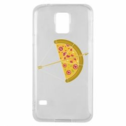 Чохол для Samsung S5 Arrow Pizza