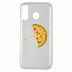 Чохол для Samsung M30 Arrow Pizza