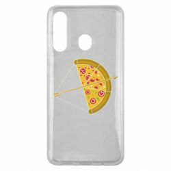 Чохол для Samsung M40 Arrow Pizza