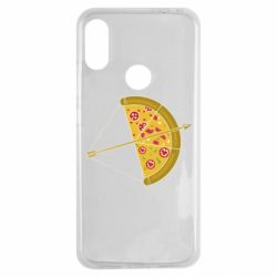 Чохол для Xiaomi Redmi Note 7 Arrow Pizza