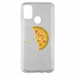 Чохол для Samsung M30s Arrow Pizza