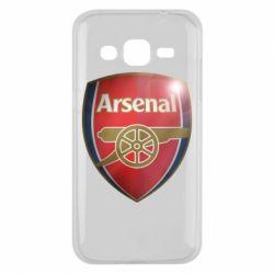 Чохол для Samsung J2 2015 Arsenal 3D