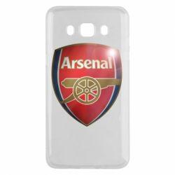 Чохол для Samsung J5 2016 Arsenal 3D