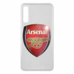 Чохол для Samsung A7 2018 Arsenal 3D