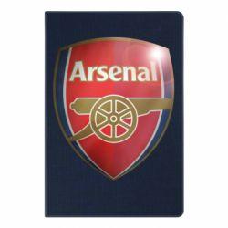 Блокнот А5 Arsenal 3D