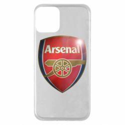 Чохол для iPhone 11 Arsenal 3D