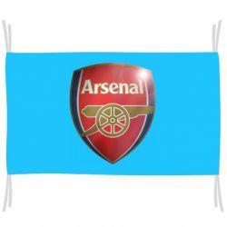 Прапор Arsenal 3D