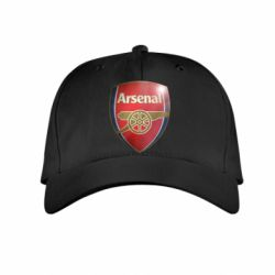 Детская кепка Arsenal 3D - FatLine