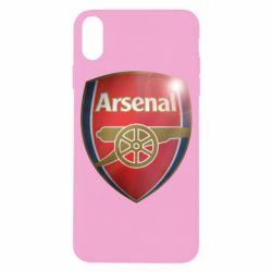 Чохол для iPhone X/Xs Arsenal 3D