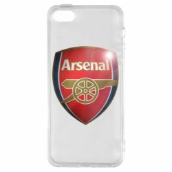 Чохол для iphone 5/5S/SE Arsenal 3D
