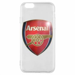 Чохол для iPhone 6/6S Arsenal 3D