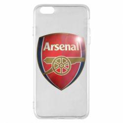 Чохол для iPhone 6 Plus/6S Plus Arsenal 3D