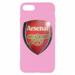 Чохол для iPhone 7 Arsenal 3D